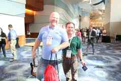 Regional instructors Jason Elquest and Michael Dittmer