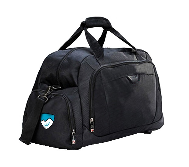 Duffle Bag With Shoe Compartment 2.0