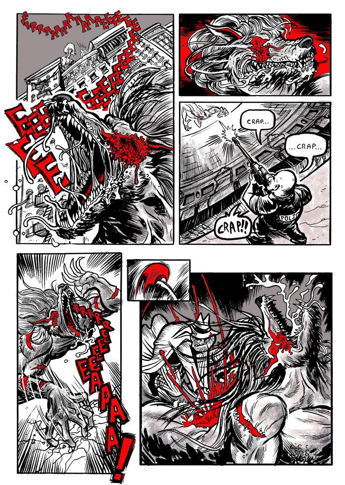 SR86: PINCER ATTACK