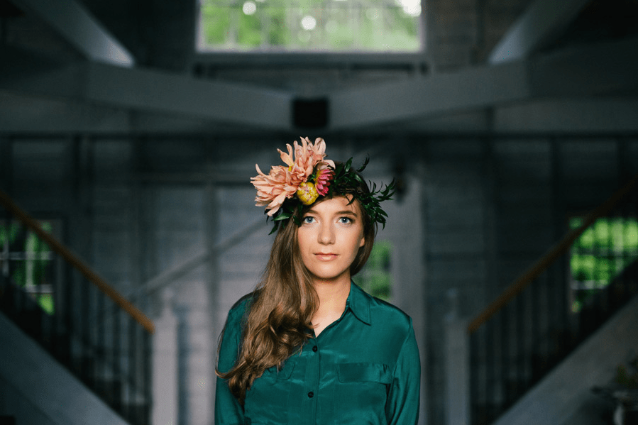 Maine Barn Wedding - Fashion Shoot20
