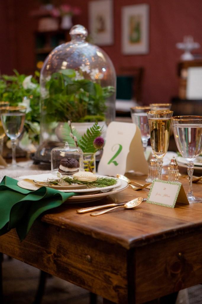 terrarium centerpiece wedding