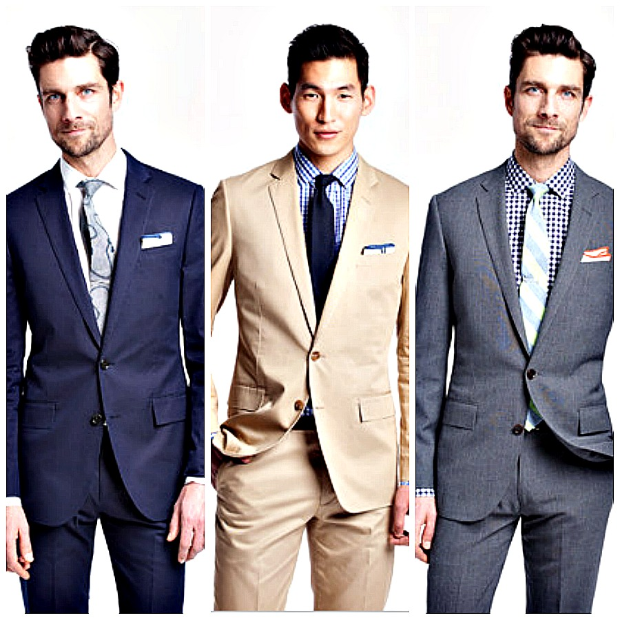 Wedding Guest Suits