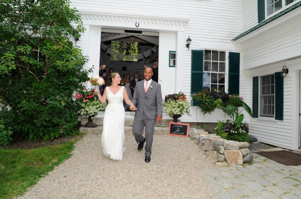 maine barn wedding venue