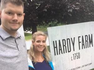 caitlin drew 1 year hardy farm