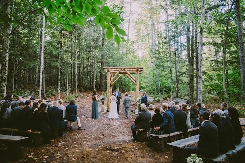Heidi & Kyle_Hardy Farm_ME Barn Wedding