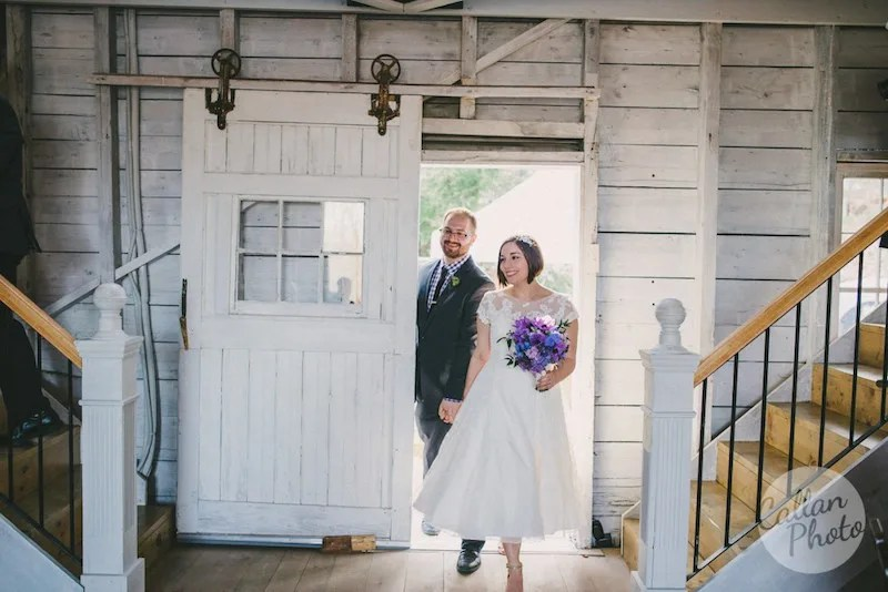 Nicole & Jake_Callan_Maine Barn Wedding