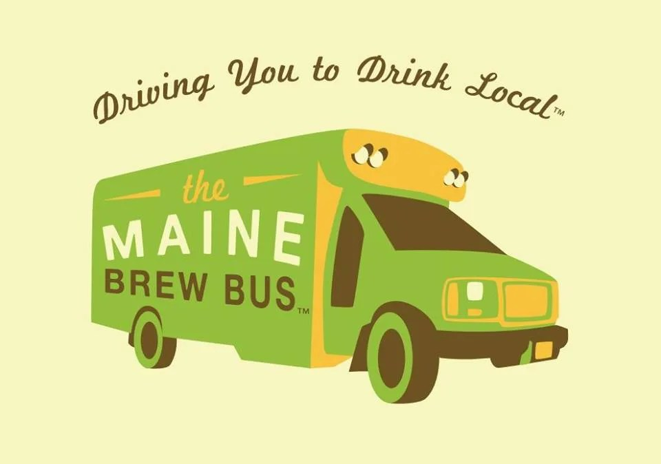 The Maine Brew Bus_ME Wedding Gifts
