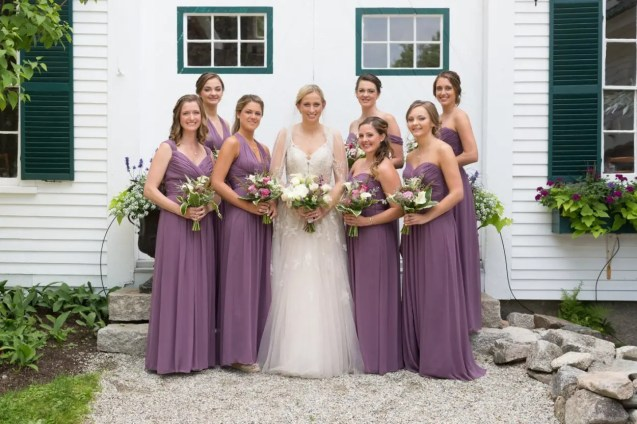 Bridesmaid Prespective