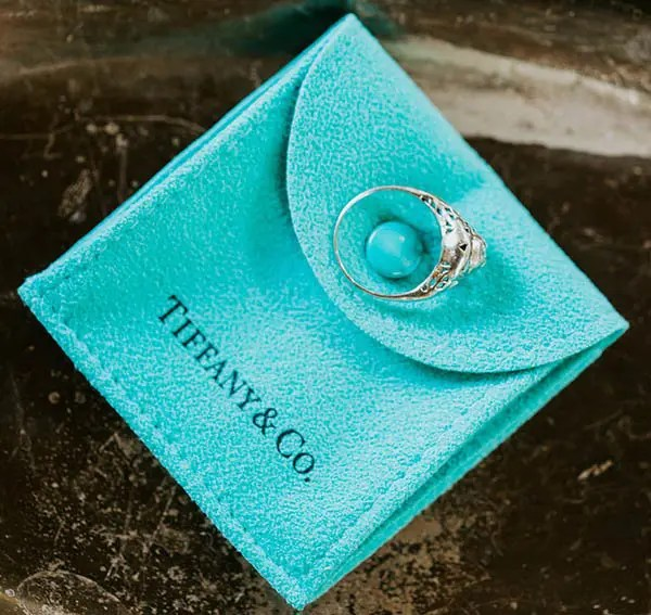 tiffany ring - hardy farm