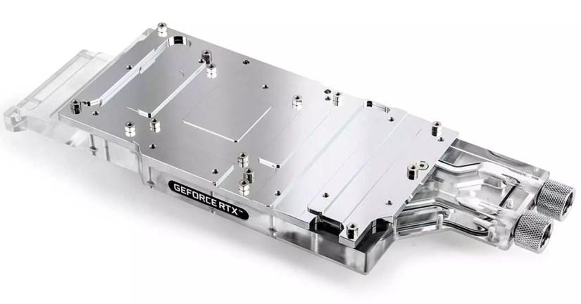 Bitspower lanza el primer bloque de agua con conexiones laterales para las NVIDIA RTX 1