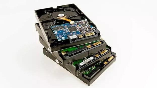 ¿Qué es un sistema RAID de discos duros y qué tipos hay? 1