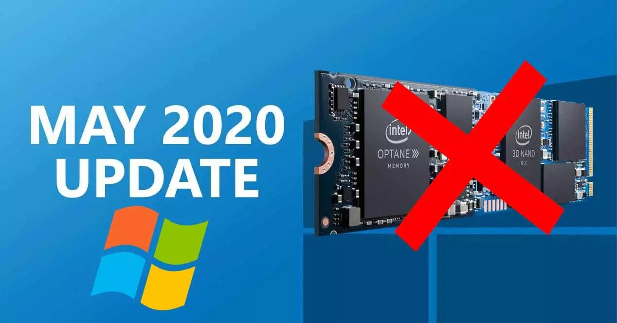Solution if you can't update Windows due to Intel Optane