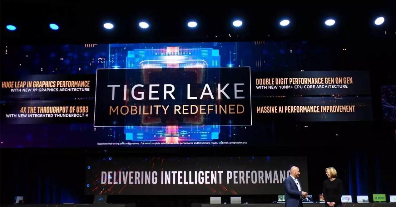 8-core Intel Tiger Lake-H processors will arrive in 2021