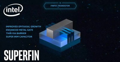 What are Intel's 10nm SuperFin transistors?