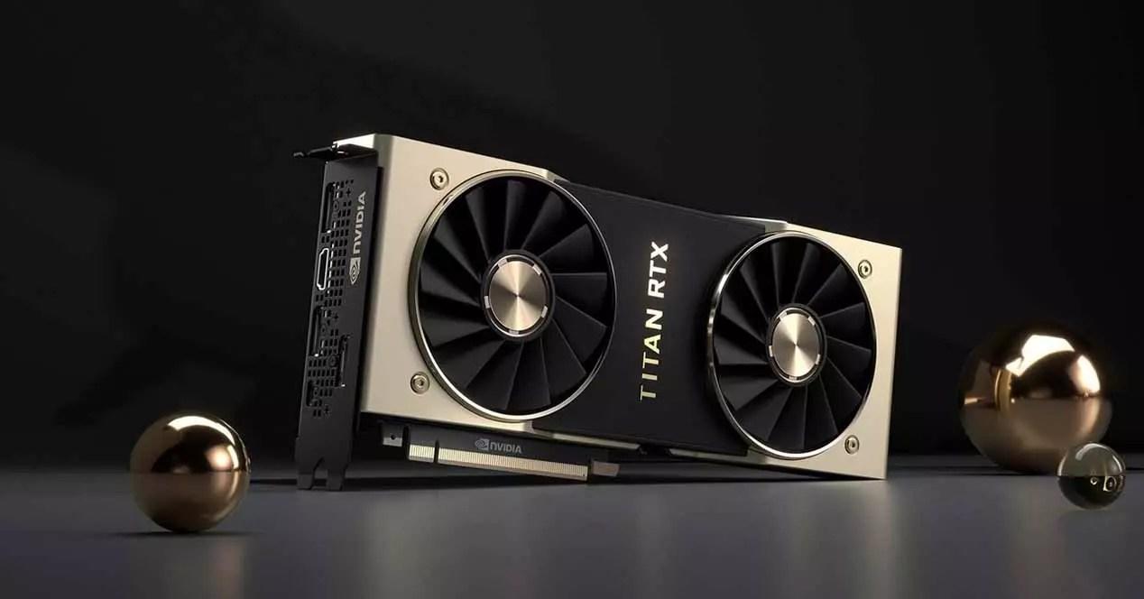 NVIDIA may have an RTX 3000 TITAN graphics card waiting
