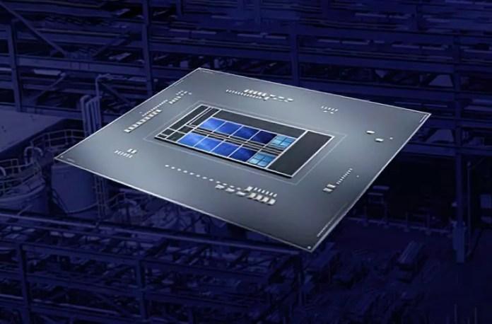 Render Intel Alder Lake