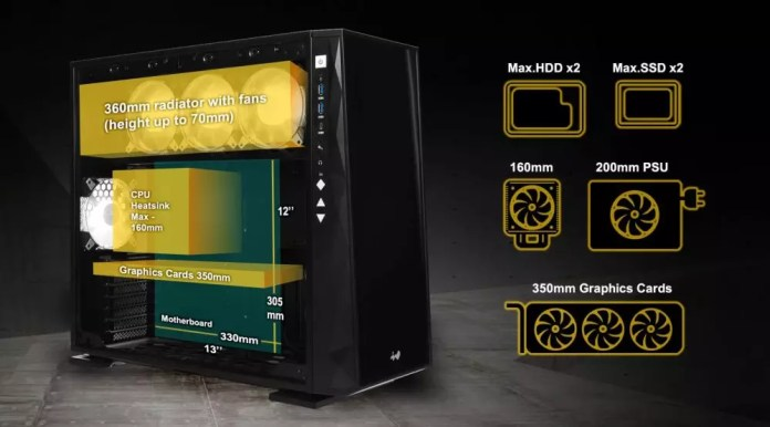In Win 309 hardware box