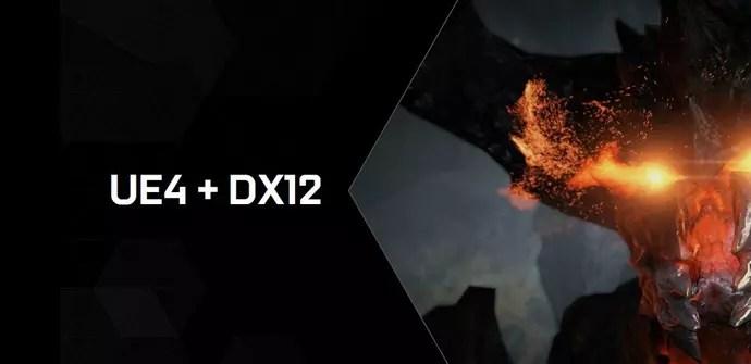 DirectX 12 UE4