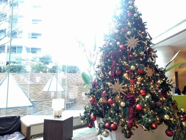 クリスマスツリー セミナー