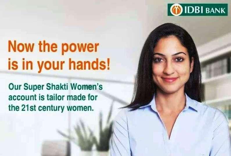 IDBI Super Shakti Account