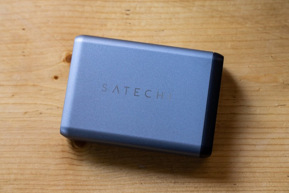 Satechi travel charger12