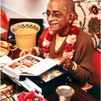 The Bhāgavatam is the original commentary on the Vedanta-sūtras
