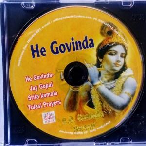 He Govinda