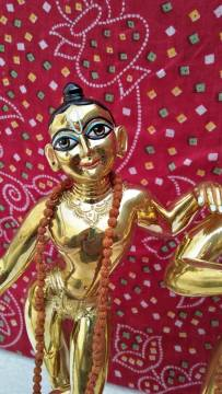 Krishna Balaram 12 inches Metal