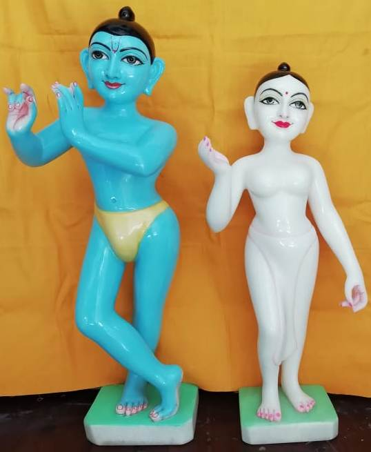 Radhakrishna 21 inches
