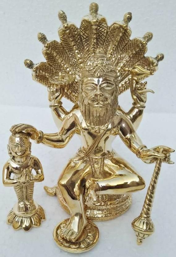 Prahalad Narasimha 8 inches