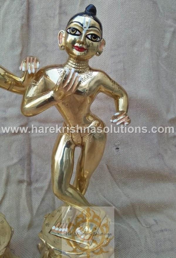 Krishna Balaram 10 inches Plain (10)