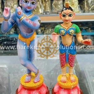 RadhaKrishna 10 inches