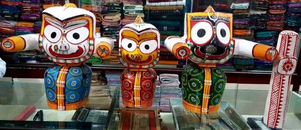 Jagannath Baladeva Subadra and Sudarshan 3