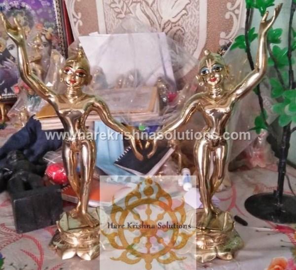 Gaura Nitai 12 inches HUD (4)