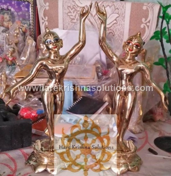 Gaura Nitai 12 inches HUD (5)