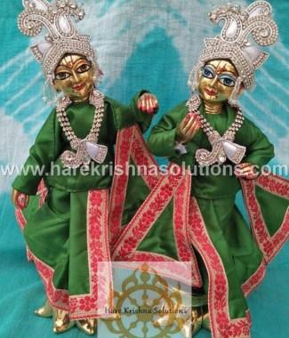 Krishna Balaram 10 inches Green (3)