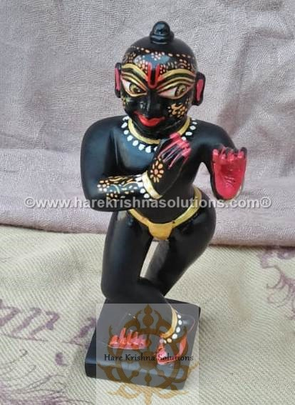 Black Krishna Sidelong Glancing (5)