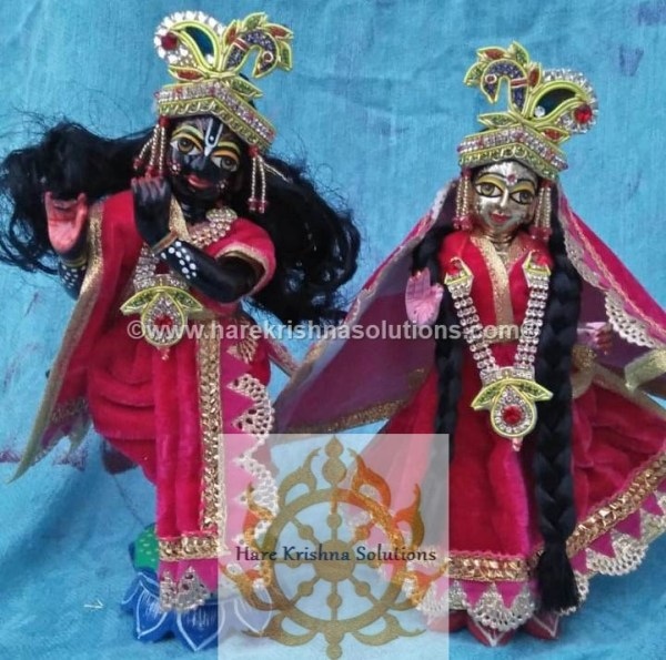 RadhaKrishna 8 inches (16)