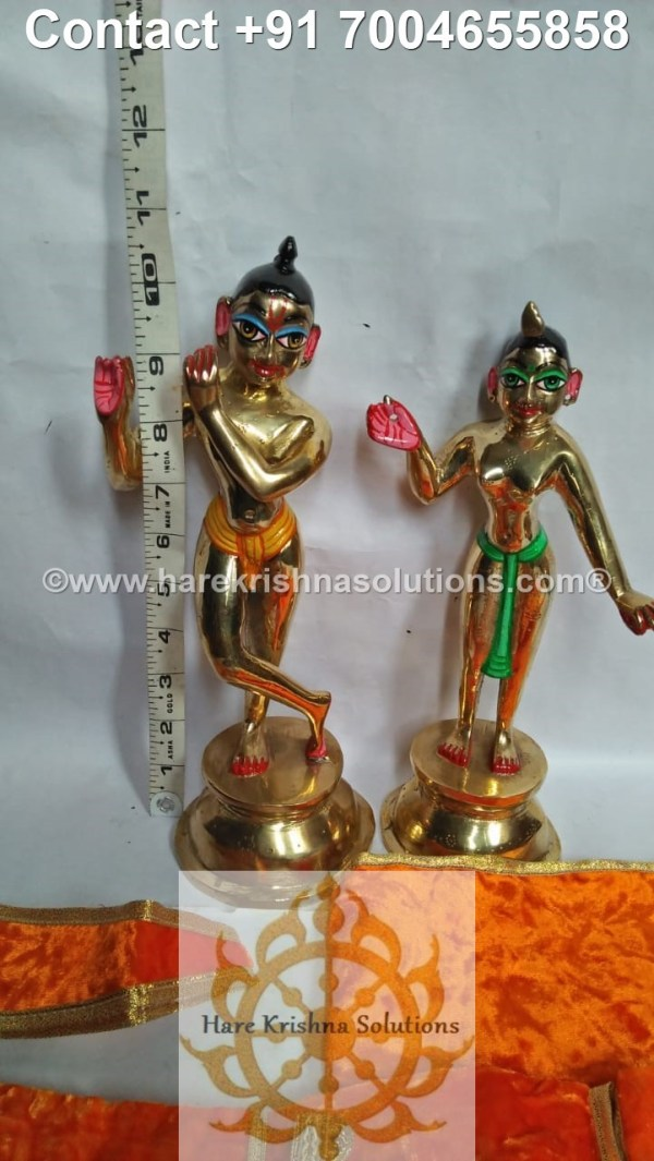 Radhakrishna 10 inches 2