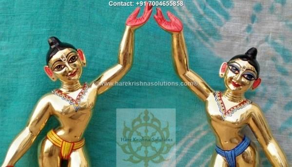 Gaura Nitai HUD 14 inches 8