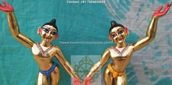 Gaura Nitai HUD 14 inches 9