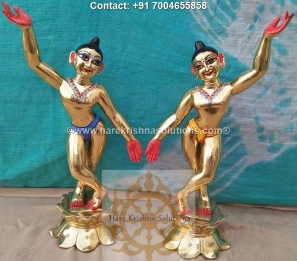 Gaura Nitai HUD 14 inches 1