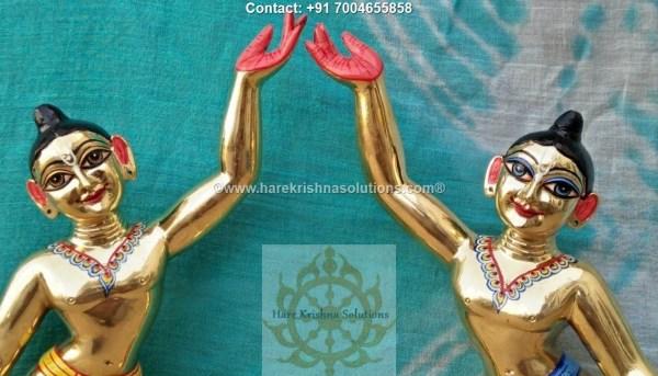 Gaura Nitai HUD 14 inches 2