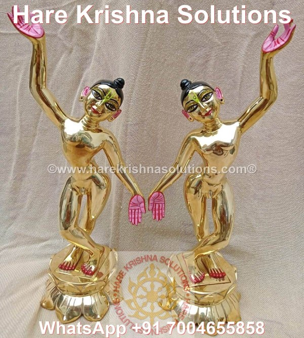 Gaura Nitai 12 inches Special (15)