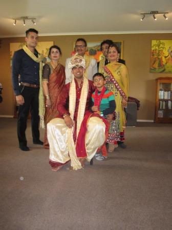 Vedic Wedding Ceremony