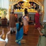 Vancouver Krishna Balaram Temple Sunday Feast Photos