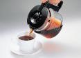香り高い本格派のコーヒー