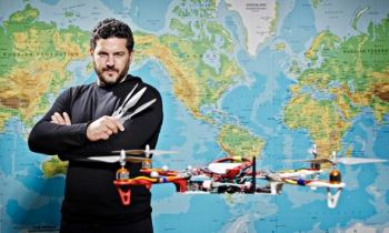 Humanitarian drones to deliver medical supplies to roadless areas