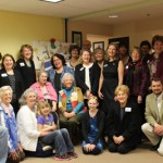 THIRTY-FIVE YEAR CELEBRATION AT THE BEL AIR LIBRARY