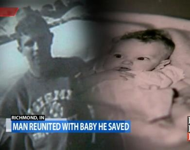 Man Who Saved Abandoned Infant Reunites With Her 58 Years Later